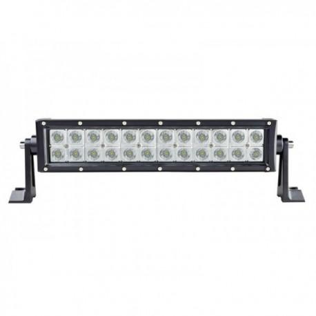 Barre LED - Rampe LED - 72W - 345mm - RALLYE