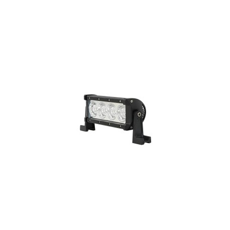 Barre LED 4x4 - Rampe LED 4x4 - 40W - 240mm - 4 leds