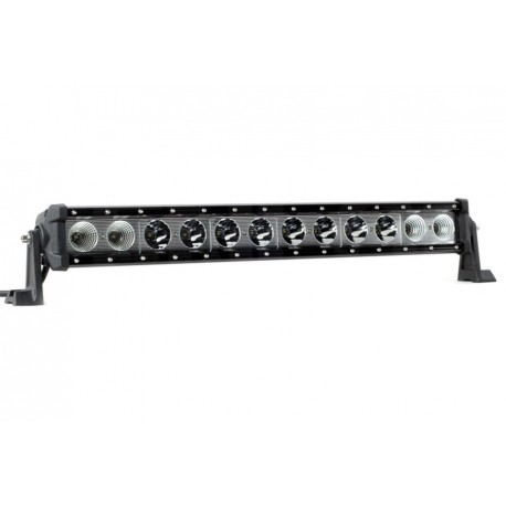 Barre LED 4x4 - Rampe LED 4x4 - 120W - 660mm - 12 leds