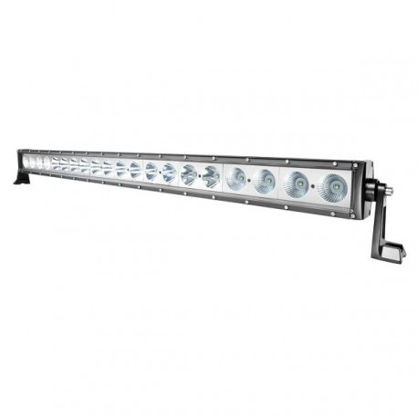 Barre LED 4x4 - Rampe LED 4x4 - 180W - 960mm - 18 leds