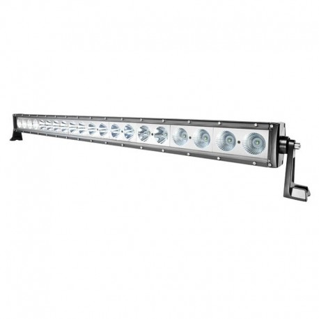 Barre LED 4x4 - Rampe LED 4x4 - 200W - 1080mm - 20 leds