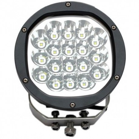Feu LED - Phare LED - 90W - 18 Leds - 180mm