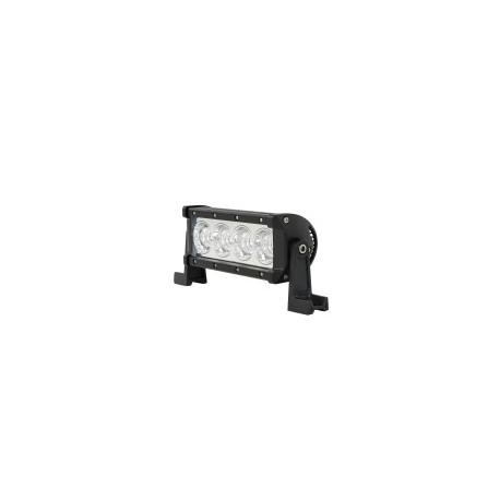 Barre LED 4x4 - Rampe LED 4x4 - 40W - 240mm - 4 leds