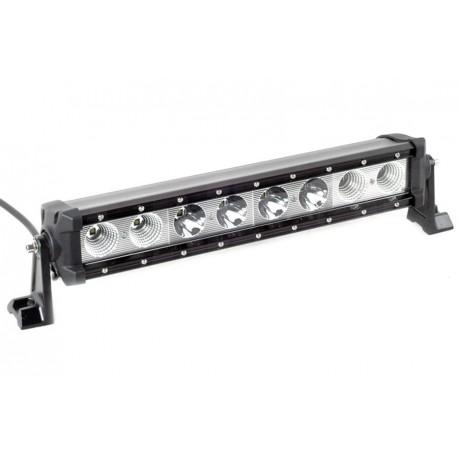Barre LED 4x4 - Rampe LED 4x4 - 80W - 460mm - 8 leds