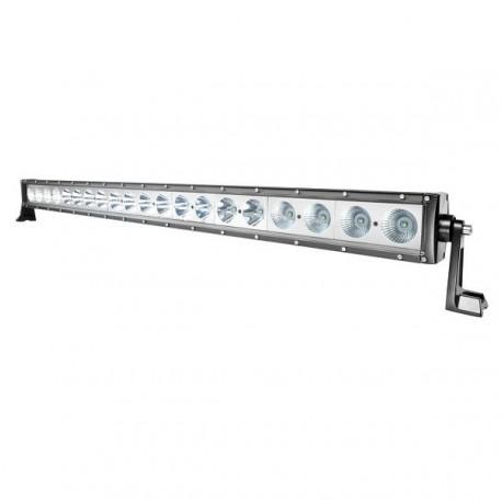 Barre LED 4x4 - Rampe LED 4x4 - 180W - 960mm - 18 leds