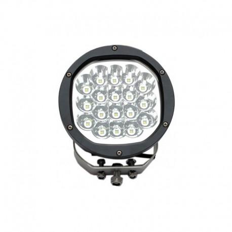 Phare de travail LED 90W - 18 Leds - 180mm