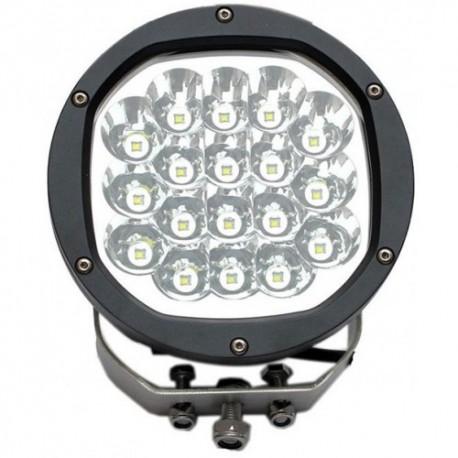 Feu LED - Phare LED - 90W - 18 Leds - 180mm