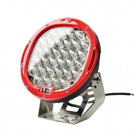 Phare LED - Feu LED - Puissant - 96W - 32 leds - 200mm